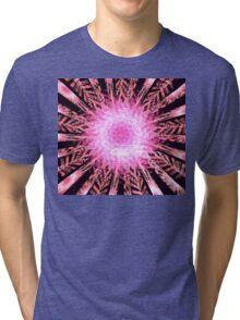 Pink Carnations Tri-blend T-Shirt