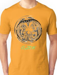 Zoomorphic Celtic Art No5 T-Shirt Unisex T-Shirt