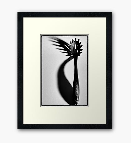 Scanpan 1 Framed Print