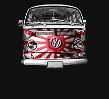 JAPAN VW van Womens Fitted T-Shirt
