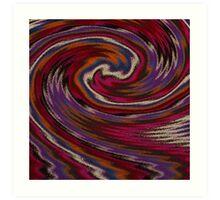 Colourful Art Print