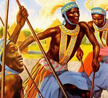 The Tribe singer  by goldyparazi