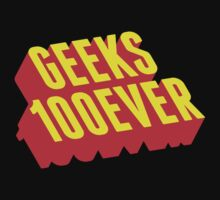 Geeks 100ever by Robin Lund