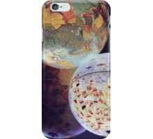 Globes iPhone Case/Skin