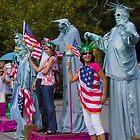 Four Liberty by peterrobinsonjr