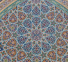 Mashhad Arabesque by helveticate