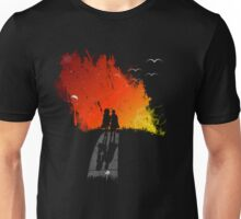 Where the Sidewalk Ends Unisex T-Shirt