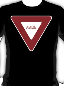 Abide [Tee & Case] T-Shirt