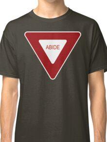 Abide [Tee & Case] Classic T-Shirt