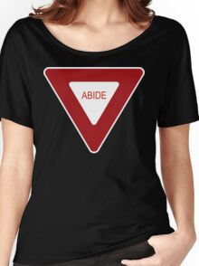 Abide [Tee & Case] Women's Relaxed Fit T-Shirt
