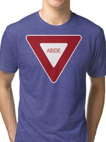 Abide [Tee & Case] Tri-blend T-Shirt