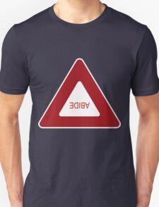 Abide - invert T-Shirt