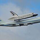 NASA Enterprise by peterrobinsonjr