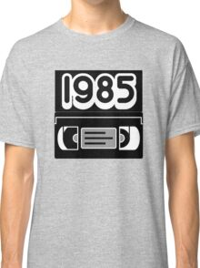 1985 VHS Tape Classic T-Shirt