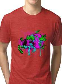 Worm Food Tri-blend T-Shirt