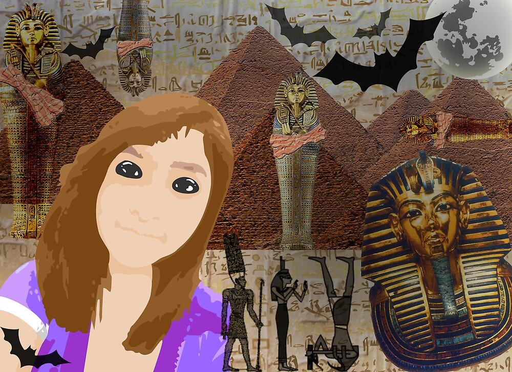 Collage Portrait by rosahernandez