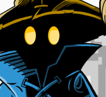 Black Mage Sticker