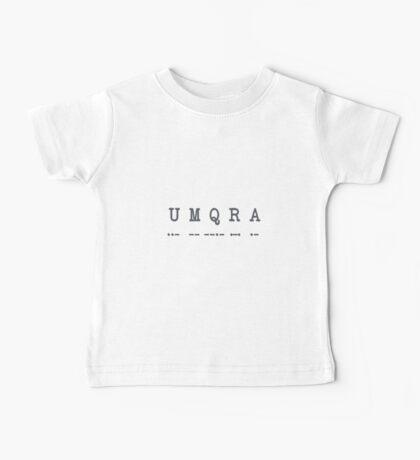 U:M:Q:R:A Baby Tee