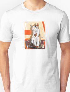 Cat big heart T-Shirt