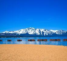 Lake Tahoe by Monique Wajon