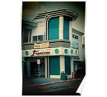 50's Francisco Diner Poster