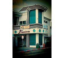 50's Francisco Diner Photographic Print