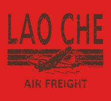 Lao Che Air Freight One Piece - Short Sleeve