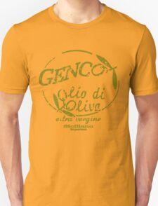 Genco Olive Oil Unisex T-Shirt