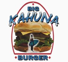 Big Kahuna Burger by kaptainmyke