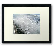 Sea Spray Framed Print