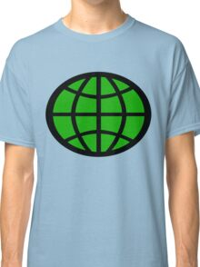 Captain Planet Planeteer Classic T-Shirt