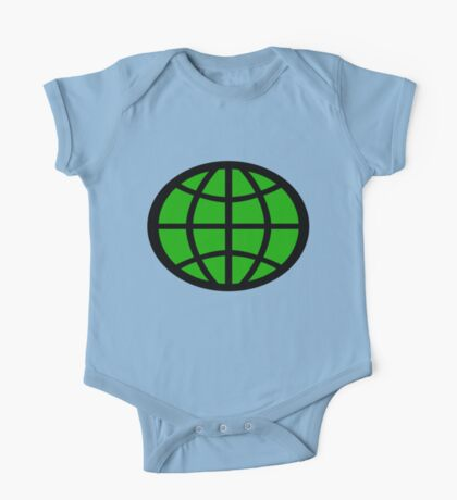 Captain Planet Planeteer One Piece - Short Sleeve