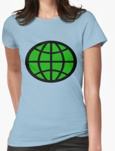 Captain Planet Planeteer Womens Fitted T-Shirt
