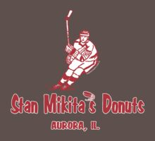 Stan Mikita Donuts One Piece - Short Sleeve