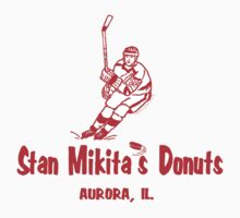Stan Mikita Donuts One Piece - Long Sleeve