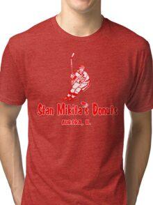 Stan Mikita Donuts Tri-blend T-Shirt