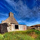 Abandoned at Ranish by hebrideslight