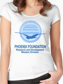 Phoenix Foundation Women's Fitted Scoop T-Shirt