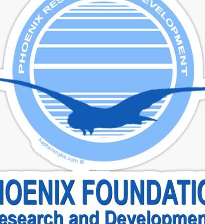Phoenix Foundation Sticker