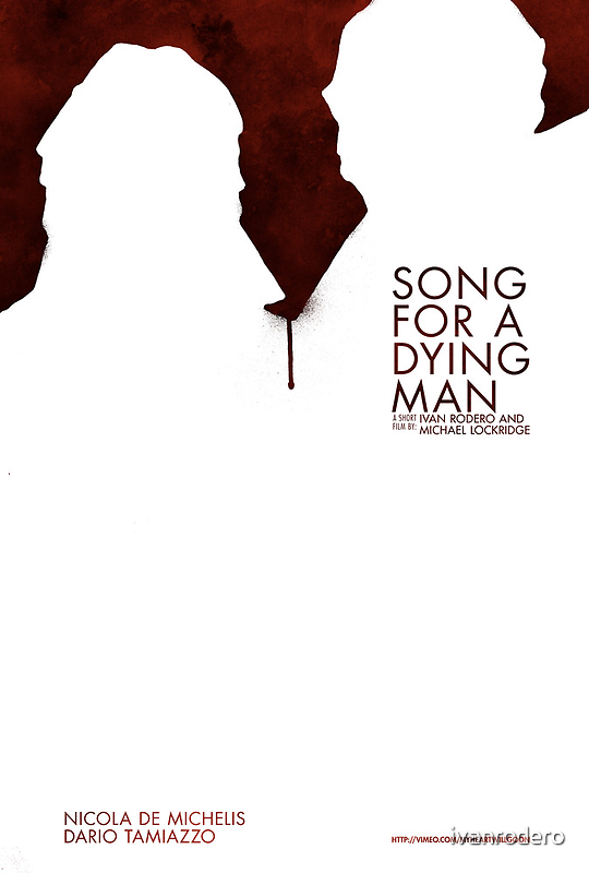 Song for a dying man, Friends Poster by ivanrodero