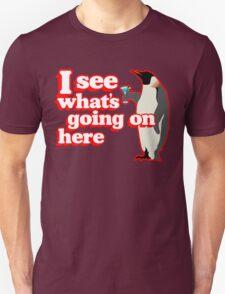 Drunken Penguin Jealousy Unisex T-Shirt