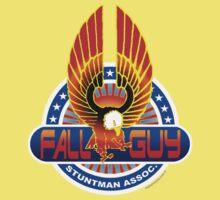 Fall Guy Stuntman Association Kids Clothes