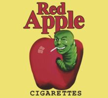 Red Apple Cigarettes by kaptainmyke
