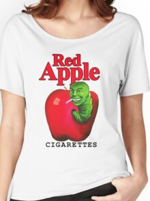 Red Apple Cigarettes Women's Relaxed Fit T-Shirt