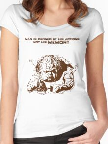 Kuato Women's Fitted Scoop T-Shirt