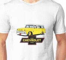 1965 Chevy Suburban Unisex T-Shirt