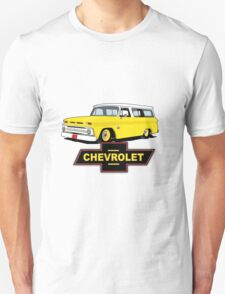 1965 Chevy Suburban T-Shirt