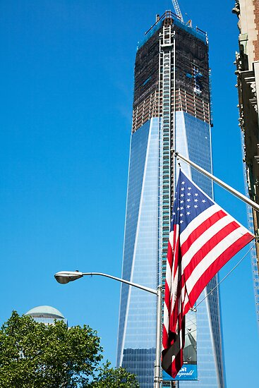 Freedom Tower by Paul Thompson Photography