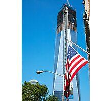 Freedom Tower Photographic Print