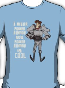 Power Armor T-Shirt